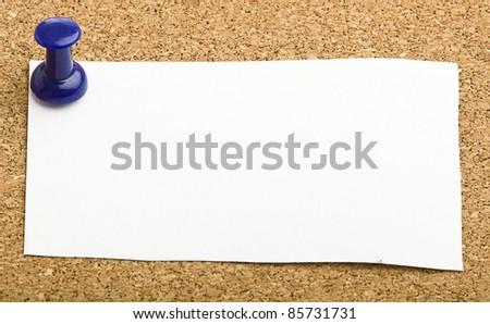 shiny pushpins isolated on a white background - stock photo