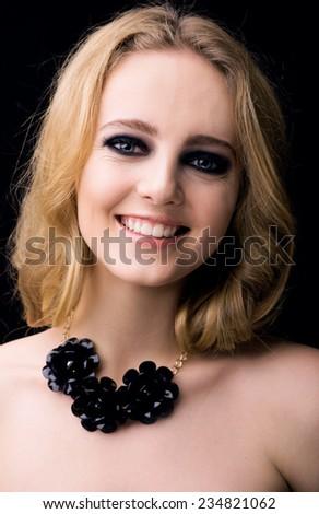 Shiny women  - stock photo