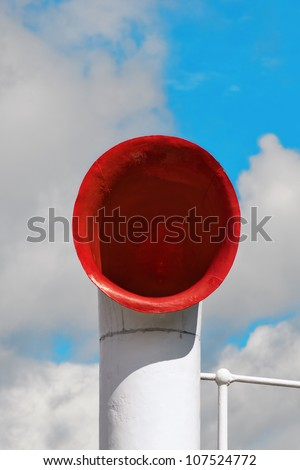 ship funnel stock photos images amp pictures shutterstock