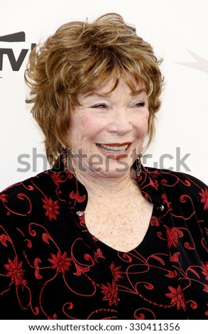 Shirley MacLaine at the AFI Life Achievement Award Honoring Shirley MacLaine held at the Sony Studios in Los Angeles, USA on June 7, 2012. - stock photo