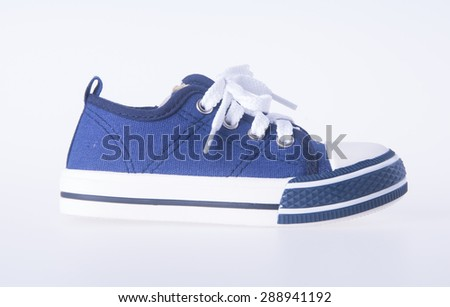 shoe. child's shoes on background. child's shoes on a background