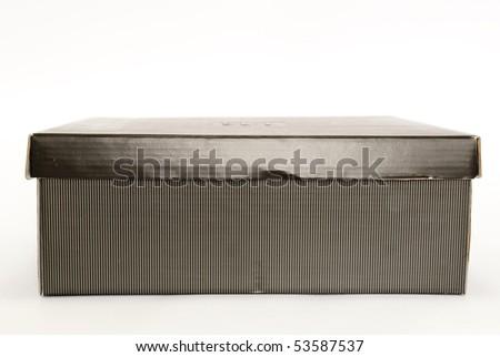 shoebox - stock photo