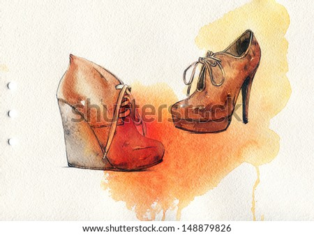 Autumn Fashion Illustration Fashion Illustration