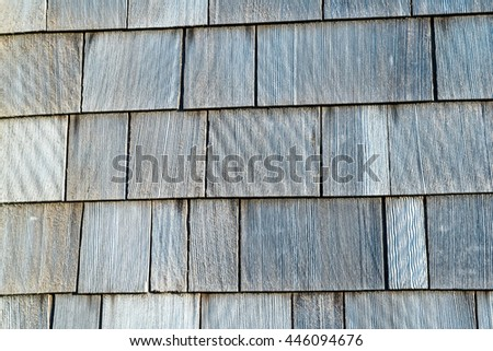 short wooden lath background