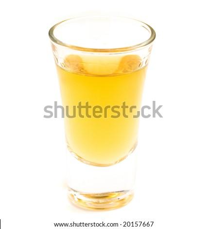 shot glass - stock photo