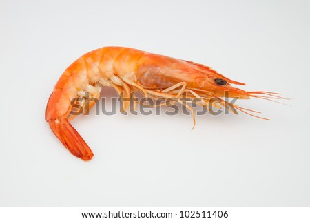 shrimp cooked ready to eat