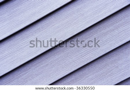 siding pattern - stock photo
