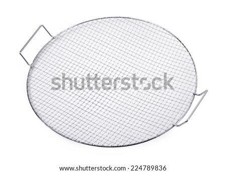 Sieve, Isolated On White Background