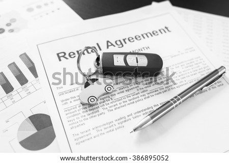 Rental Agreement Stock Images RoyaltyFree Images  Vectors