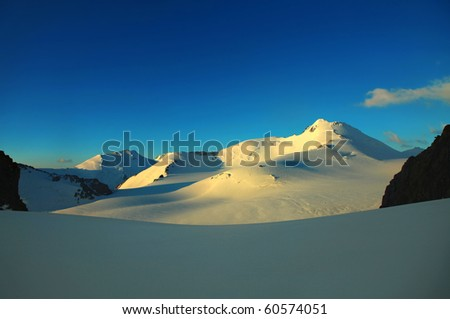 Silent Morning - stock photo