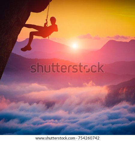 Synergy Blue Valley >> Climber Stock Images, Royalty-Free Images & Vectors ...