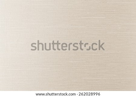 Silk fabric texture background in light cream tone  - stock photo