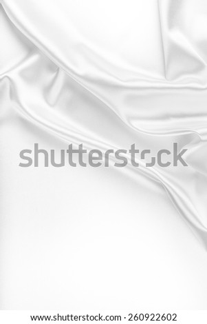Silk Fabric Texture for Drapery Abstract Background