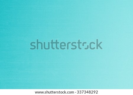 Silk fabric wallpaper texture detailed pattern background in shiny bright vivid cyan blue green turquoise color tone: Fine Thai silk natural organic woven detail textured textile patterned backdrop   - stock photo