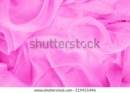 silk textured cloth background, closeup