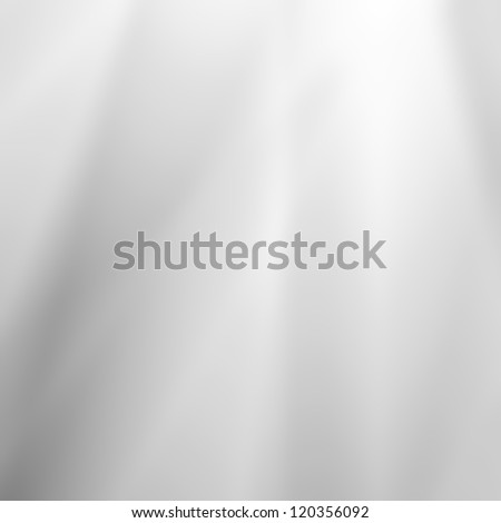 Silk white background abstract pattern design - stock photo