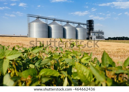 silo structures