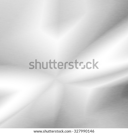 silver abstract background metal texture - stock photo