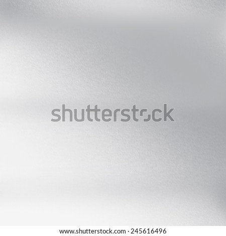 silver background chrome texture - stock photo