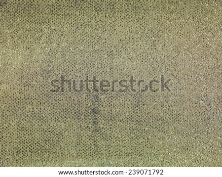 silver green background material - stock photo