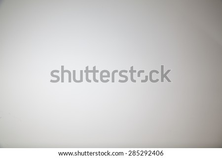silver grey gradient (copy space) - stock photo
