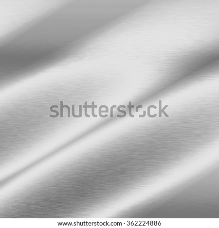 silver metal abstract background texture - stock photo