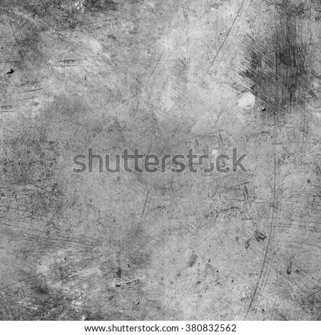 Silver Metal plate. Seamless texture - stock photo