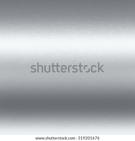 silver metal texture chrome background seamless pattern - stock photo
