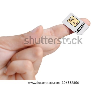 sim card for smart phone want saving money