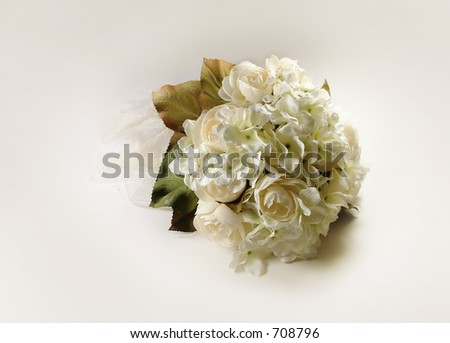 Simple Bouquet - stock photo