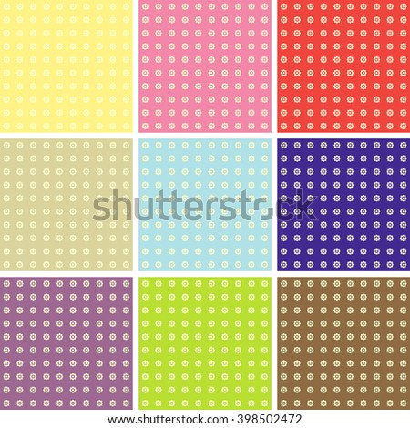 Simple colored and bright background. - stock photo
