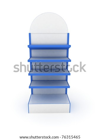 Simple Stand - stock photo