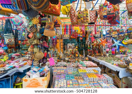 Singapore singapore october 15 2016 souvenir stock photo 504728128 singapore singapore october 15 2016 souvenir in gift shops at little india negle Gallery