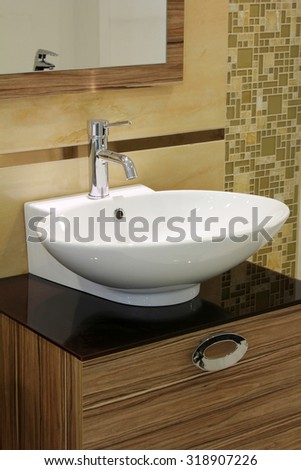Sink - stock photo