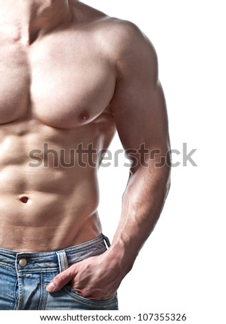 Sixpack - stock photo