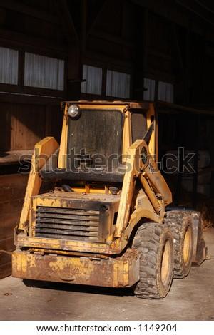 Skid Steer - stock photo