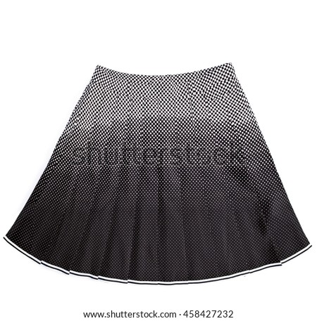 skirt isolated