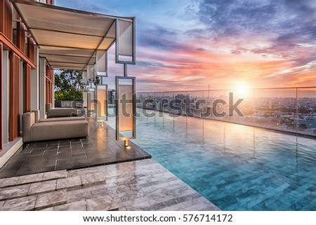 Infinity Pool Stock Images Royalty Free Images Vectors Shutterstock