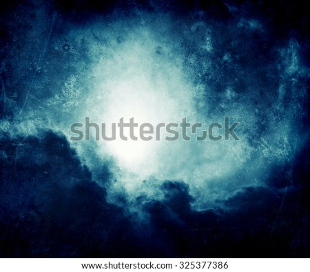 Sky Wallpaper, Colorful Abstract Background - stock photo