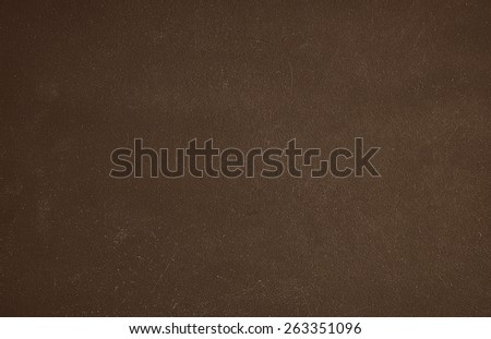 Slate brown as background and with space for writing - stock photo
