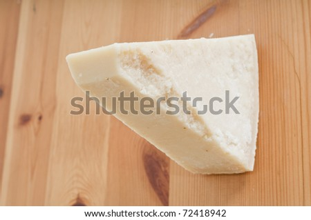 slice of cheese grated