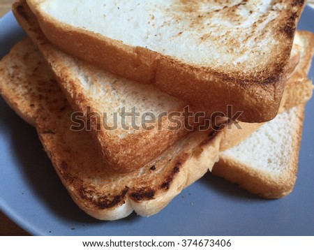 Slice toast bread