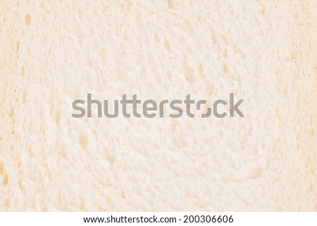sliced bread as background texture - stock photo