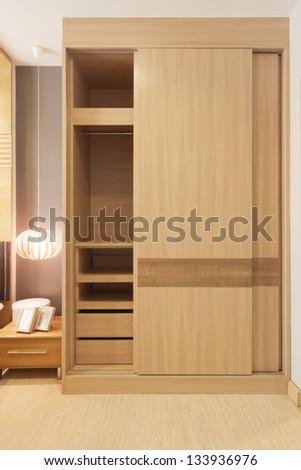 Small Sliding Door sliding-door wardrobe stock images, royalty-free images & vectors