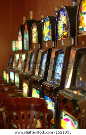 slot-machine 2 - stock photo