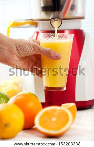Juice Art Slow Juicer Istruzioni : Electric juicer Stock Photos, Images, & Pictures Shutterstock
