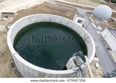 converting sewage sludge into bio solids to If the holy grail of medieval alchemists was turning lead into gold, how  tons of  biosolids—a dried derivative of sludge—are generated every.