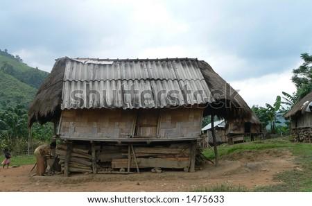 Slum House in Quang Tri, Vietnam