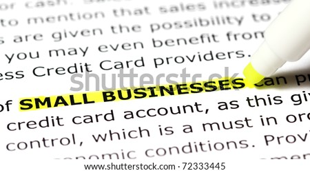 Small Business - stock photo