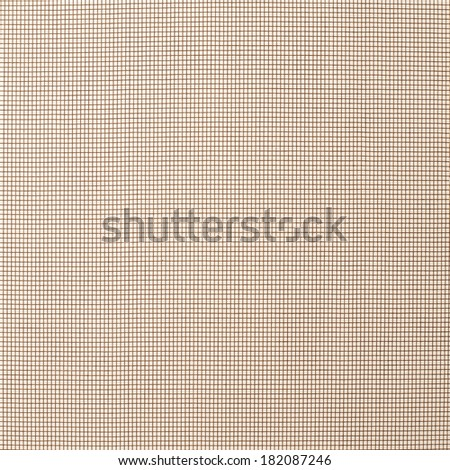 Small cell mosquito net texture as a background fragment - stock photo